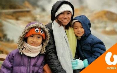 【我们旅行中】带孩子在家环游世界