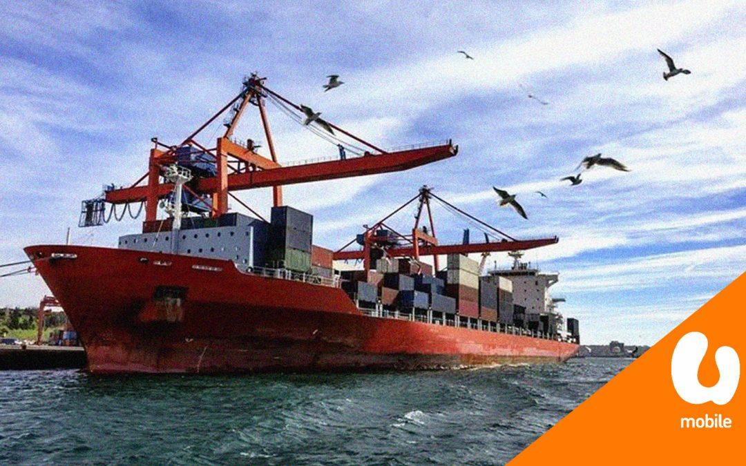 【一股作气】中国海运费暴涨,物流油气股风口来了?