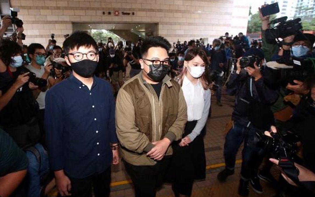 【新闻懒人包】香港用监狱消磨一个世代