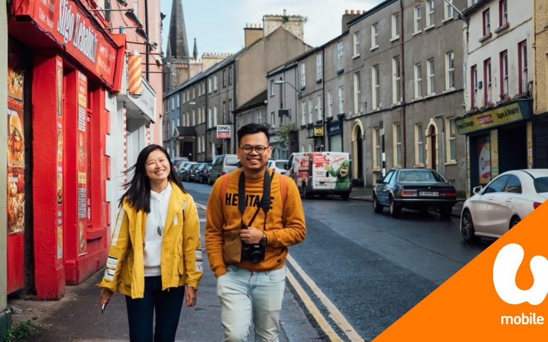 【我们旅行中】到爱尔兰去游学,给人生放一段假