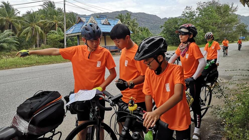 【我们旅行中】华德福学生用单车旅行来见证自己的毕业礼