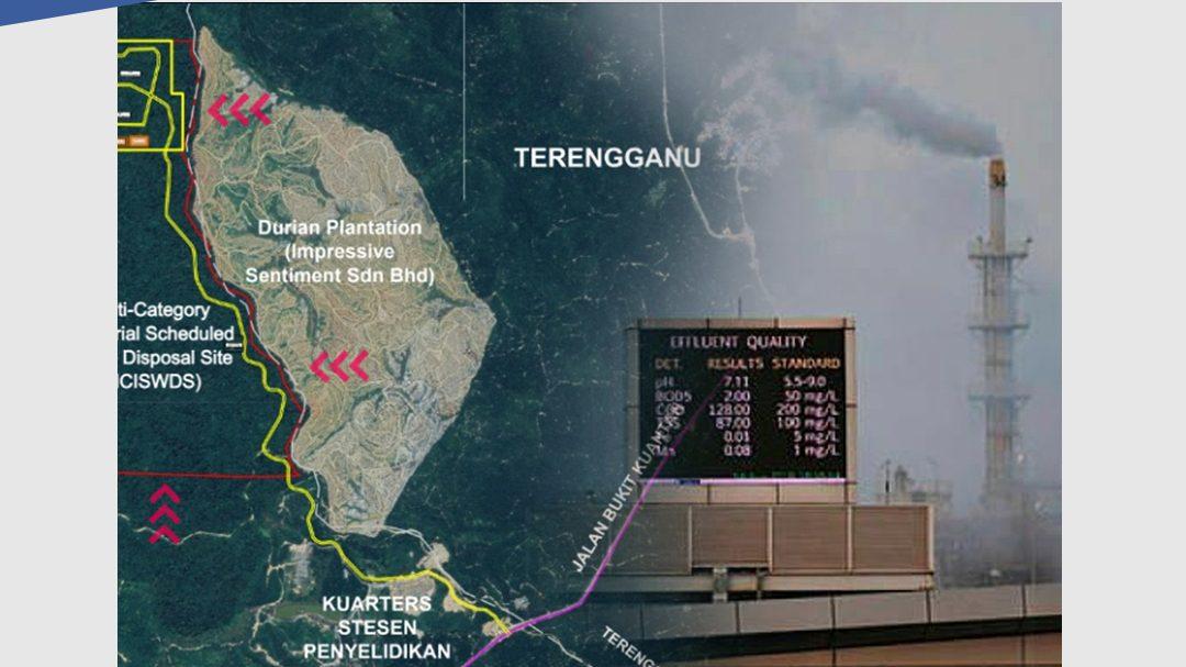 【下班有话题】武吉吉胆建永久废料储存槽,涉大规模伐林和污染风险?