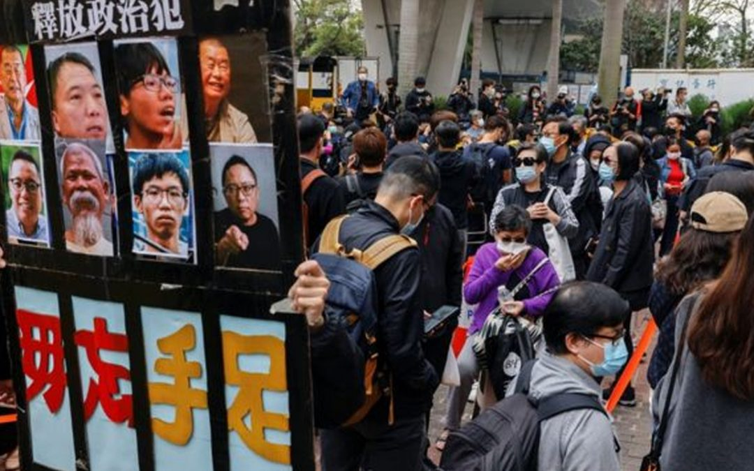 【新闻懒人包】香港《国安法》最大规模搜捕行动:47名被捕人首次提讯 不获保释