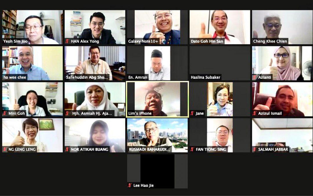 """【独家】语文出版局和语范商议32华人美食的马来译名,成立""""华译马咨询专家委员会"""""""