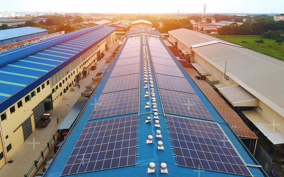 【财经+】积极打造新能源系统的+SOLAR