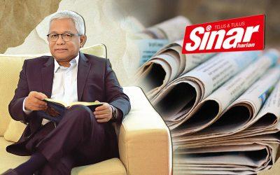 【财经+】从边陲到中央,走出东海岸的最畅销马来报《Sinar Harian》和创办人胡沙慕丁的故事!(电台版)