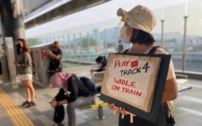 【我们旅行中】过站。一首穿梭在MRT的诗