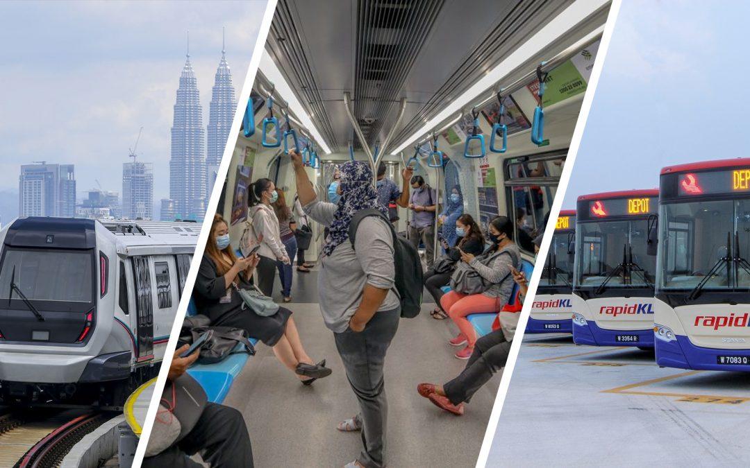 【就差你一票】大马交通系统规划,应着重哪些重点方向?