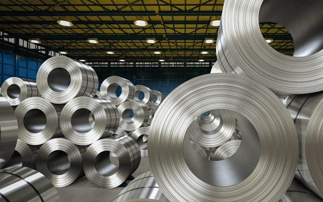 【一股作气】140421 钢铁股,选长钢或扁钢?