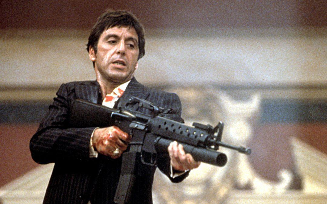 【一出好戏】经典黑帮片《Scarface》,狂傲征服世界只会毁了自己?