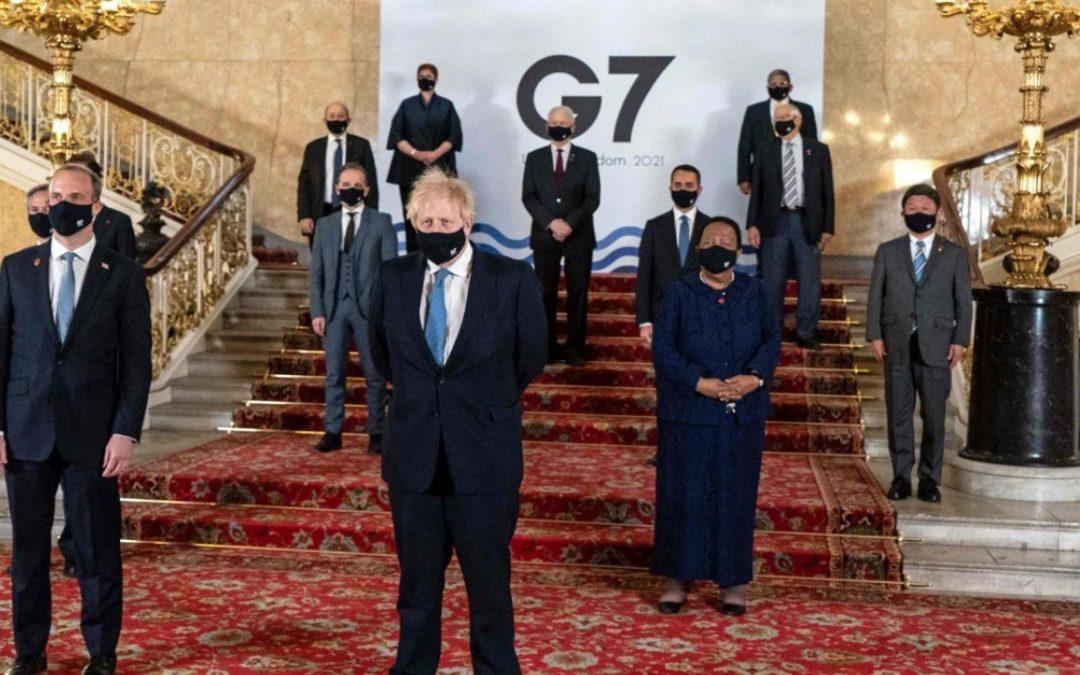 【新闻懒人包】G7外长峰会聚焦「抗中俄」  中国批: 美国拉帮结派