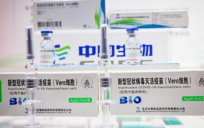 【新闻懒人包】WHO亮绿灯,中国国药疫苗加入「紧急使用清单」!