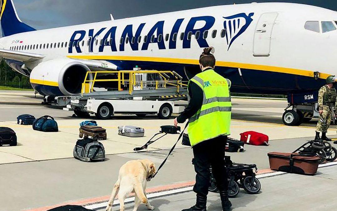 【新闻懒人包】白俄罗斯迫使客机降落首都 机上有炸弹还是要抓人?