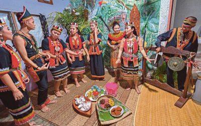 【生活哪里有问题】砂拉越达雅丰收节:一种文化传承的精神