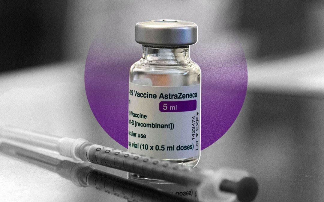 【城市话题】施打阿斯利康疫苗,怕什么!