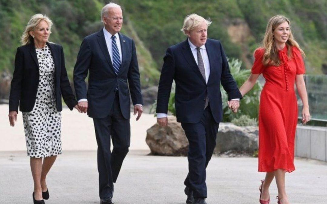 """【新闻懒人包】拜登G7欧洲行宣告""""美国回来了"""" 重申台海和平重要性"""
