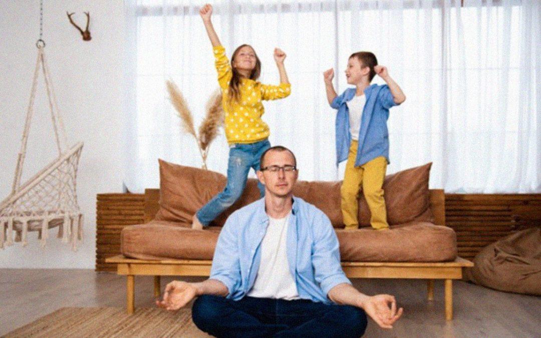 """【大人心理学】新时代父亲如何以""""正念""""养出正念的孩子"""