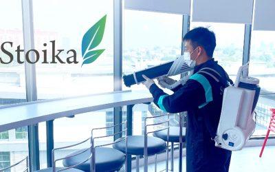 【财经+】 消毒不危害环境,Stoika放眼进军医疗保健业