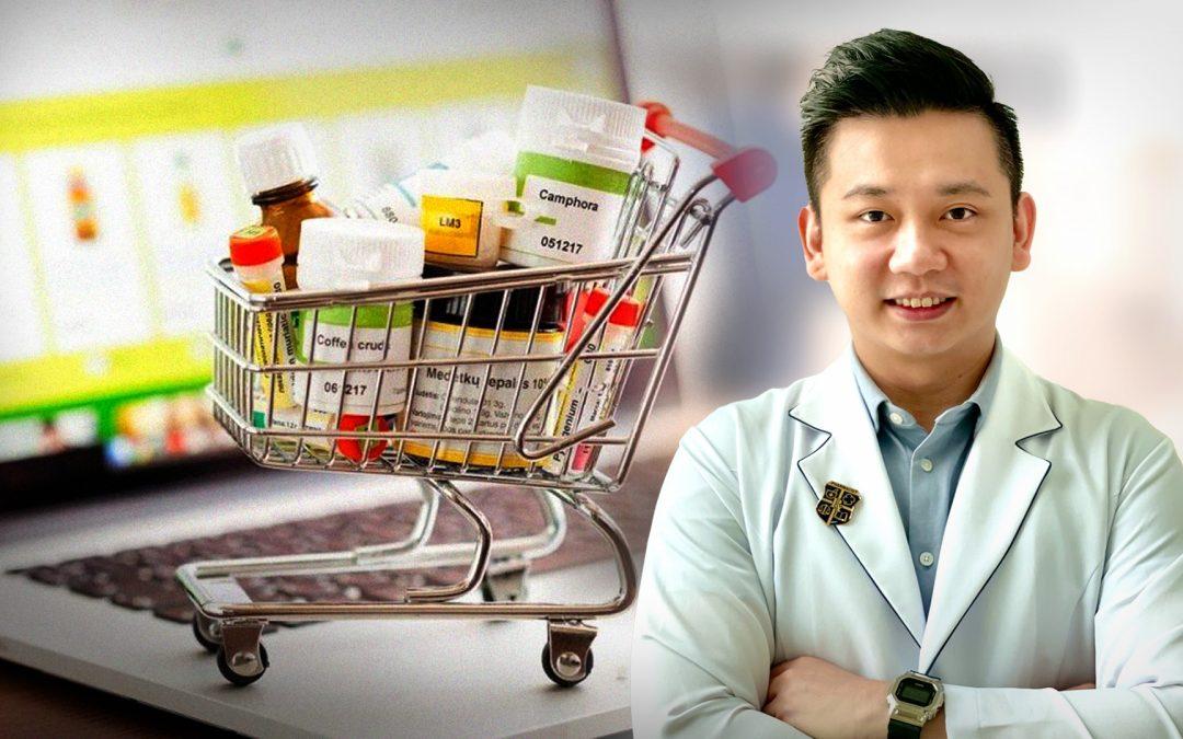 【下班有话题】上网买药处处是陷阱?